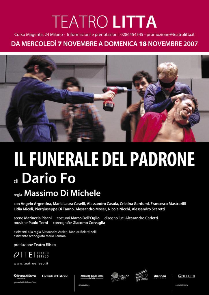Il Funerale del Padrone (2006)
