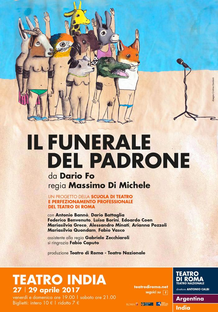 Il Funerale del Padrone