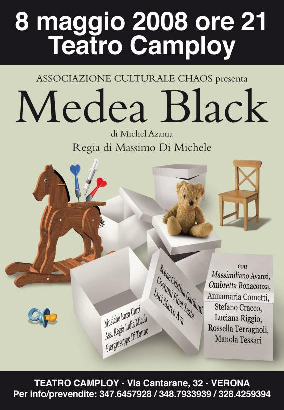 Medea Black